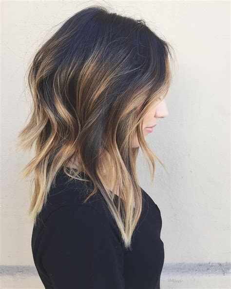2016 dramatic hair styles 60 balayage hair color ideas with blonde brown caramel