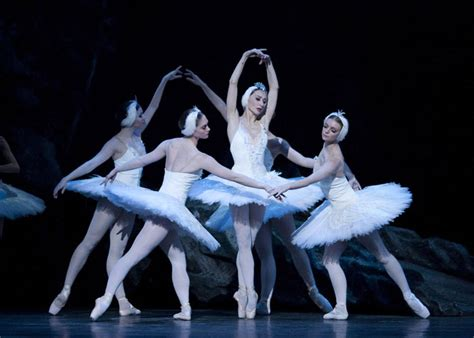 The Russian Ballet Brings Swan Lake to the PACE Center
