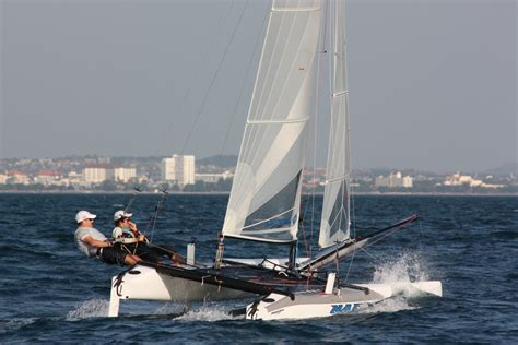 catamaran nacra nacra f16 east coast sailboats