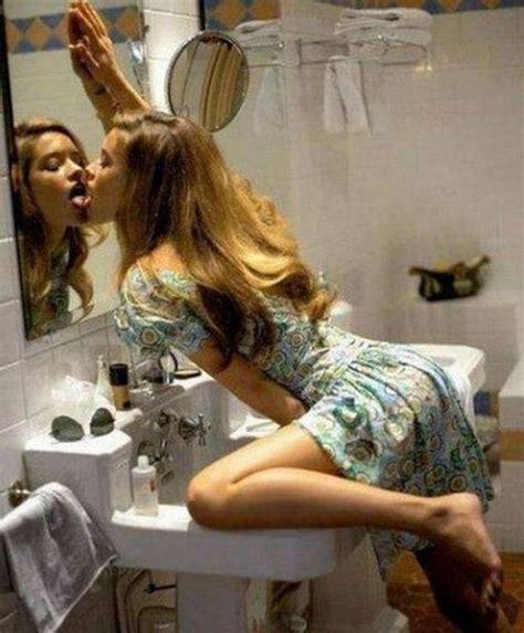hot girls in the bathroom sexy girls doing strange things wikipicks