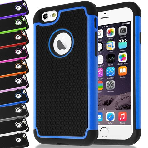 Havaianas Plastic For Iphone 6 6s 3 heavy duty hybrid impact plastic silicone back cover for iphone 6 6s ebay