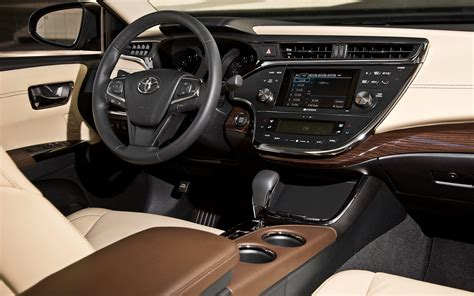 Avalon 2015 Interior by 2013 Toyota Avalon Reviews And Rating Motor Trend