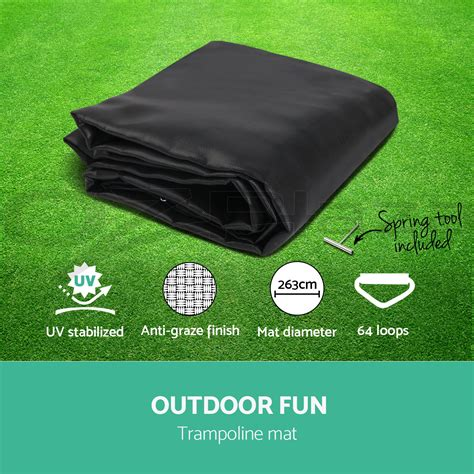 10 Ft Replacement Troline Mat by 10ft Replacement Troline Mat Spare Part