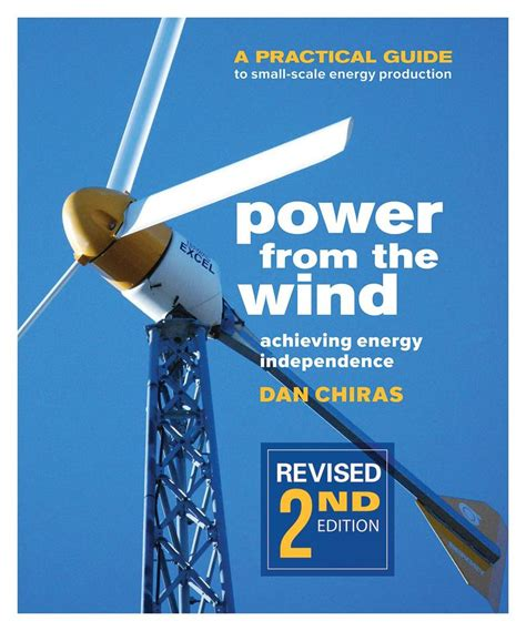 Power From The Wind By Dan Chiras Book Read Online
