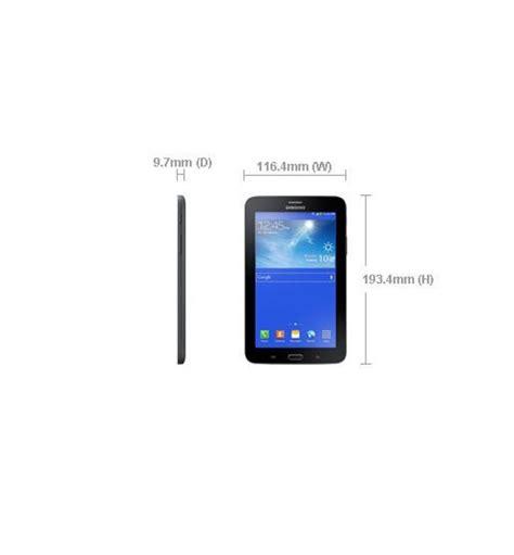 Tablet Samsung Galaxy Tab 3 Sm T111 Galaxy Tab 3 Lite Sm T111 Dimensions Length 193 4mm Width 11 Sar799 00 Sm T111 Samsung