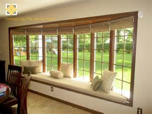 Window Curtain Ideas bay window curtain ideas related keywords amp suggestions