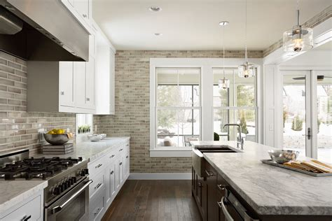 carrara marble backsplash kitchen contemporary with marble delightful carrara marble hex tile with monochromatic