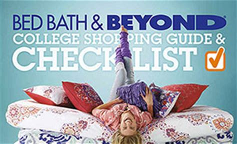 bed bath and beyond college registry what to buy in august 2014 school supplies clothes and