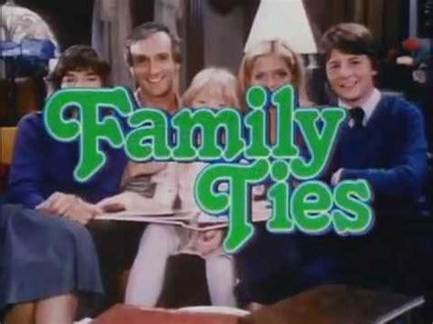 Casa Keaton Cast by Family Ties Casa Keaton Sigla Iniziale Originale 1983