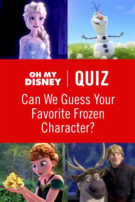frozen film quiz quiz can we guess your favorite frozen character frozen