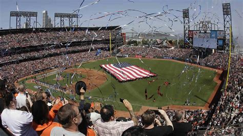 san francisco giants excited for team s home opener at at