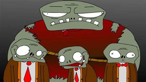 imagenes zombies animados plantas vs zombies animado parodia youtube