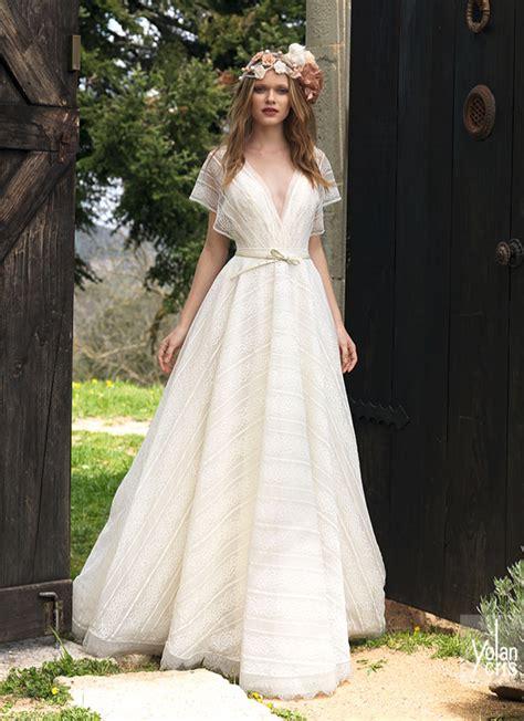 Vintage Chic Wedding Dresses by Vestido De Noiva Boho Chic By Yolancris Bride2bride