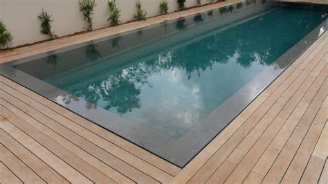 Beautiful Swimming Pool Backyard Designs Above Ground Deck