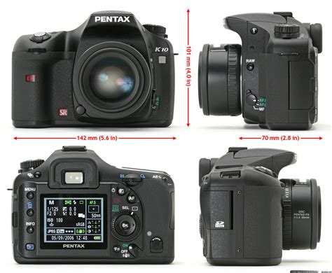 pentax digital reviews pentax k10d review digital photography review