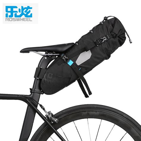 Roswheel Attack Tas Sepeda 7l roswheel attack 2017 newest 7l 100 waterproof bike bag bicycle accessories saddle bag cycling