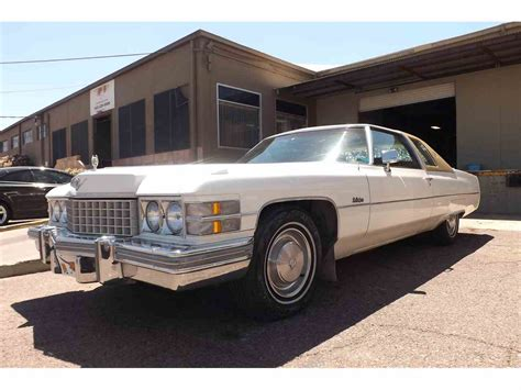 Moritz Cadillac by 1974 Cadillac Coupe For Sale Classiccars Cc 1010991