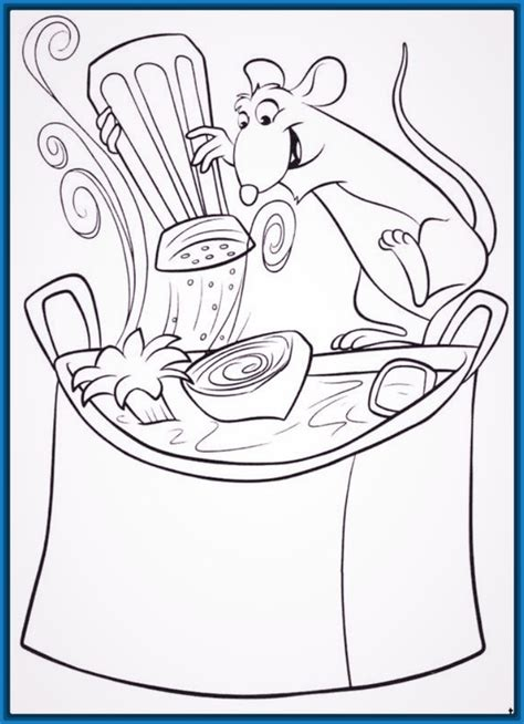 imagenes faciles para dibujar a color fotos de dibujos faciles para dibujar de ratatouille