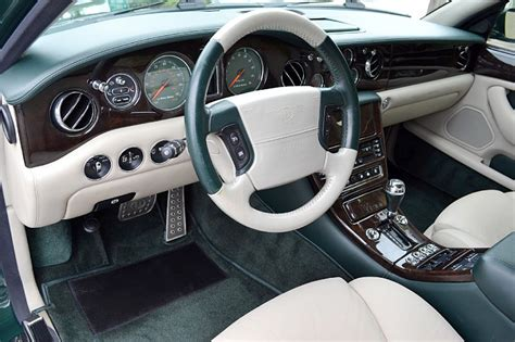 bentley sedan interior 2001 bentley arnage lemans sedan 194239