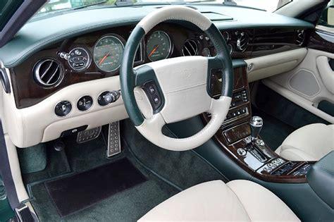 bentley sedan interior 2001 bentley arnage lemans sedan 194239