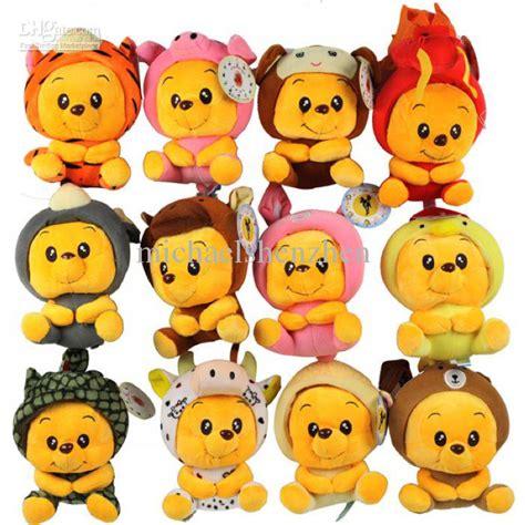 Boneka Led Plush Doll 20cm sale panda figures winnie the pooh plush teddy