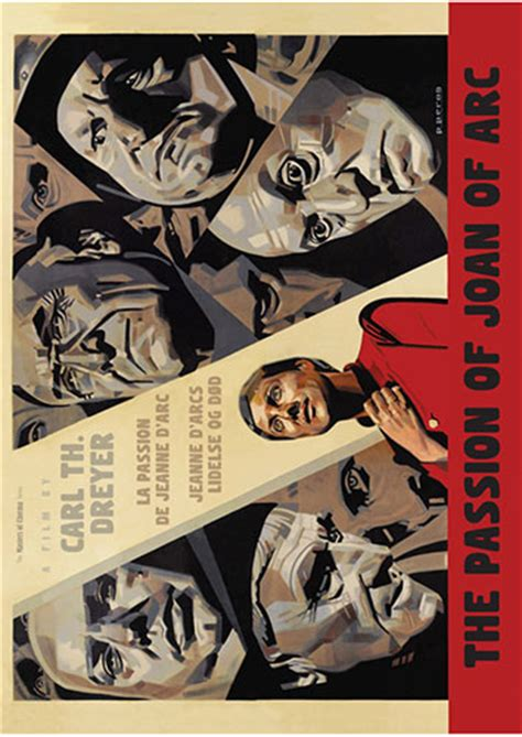 filme stream seiten the passion of joan of arc the passion of joan of arc masters of cinema uk blu ray
