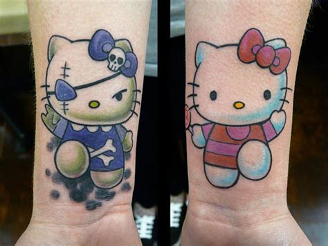 hello kitty tattoo on wrist 26 awesome wrist tattoos