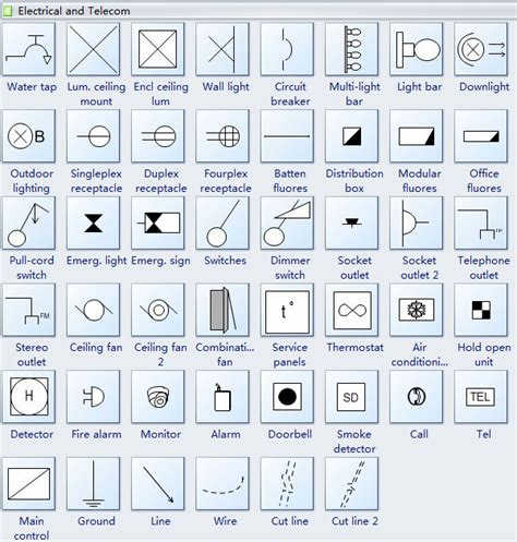 Reflected Ceiling Plan Symbols Electrical Telecom Interiors Autocad Drawing Block Table And Chair Cad Block Office Desk Bookcase Plan Layout Cad Block Drawing