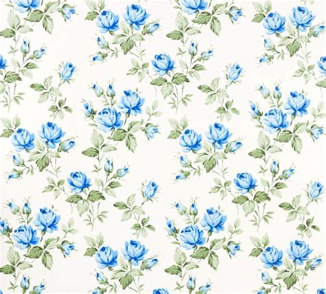 retro blue wallpaper uk blue vintage roses wallpaper www imgkid com the image