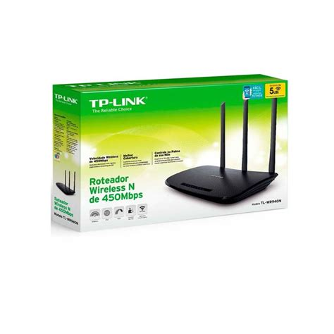 Sale Tp Link Tl Wr 940n 450 Mbps Wireless N Router tp link wireless n router 450mbps tl wr940n
