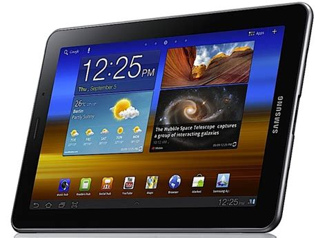 Samsung Android Tablet Galaxy Tab 7 7 samsung galaxy tab 7 7 official dual 1 4ghz cpu android 3 2 hspa