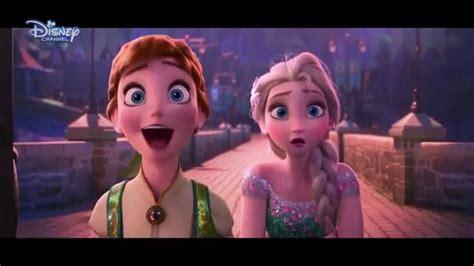 film elsa in romana freamăt 238 n regatul de gheață frozen fever doar la d