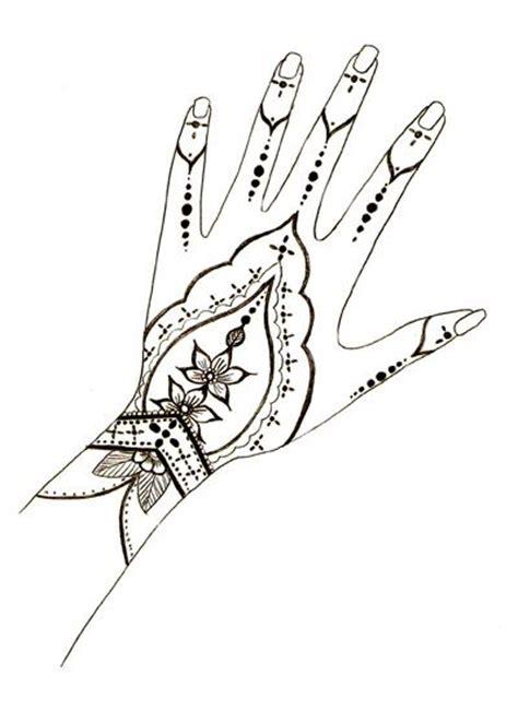 Henna Design Templates For Hands   henna designs free henna design templates henna