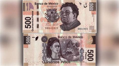 www ayuda de 500 pesos en abril 2016 billete mexicano de 500 pesos entre los m 225 s bellos del a 241 o