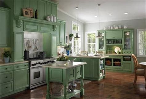 blue green kitchen cabinets home dzine kitchen a painted kitchen