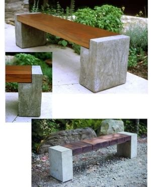 concrete garden bench mold concrete bench by dmcram yard garden pinterest