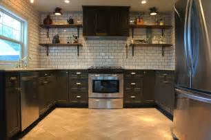 Charcoal Gray Kitchen Cabinets Charcoal Gray Kitchen Cabinets Eclectic Kitchen Chic