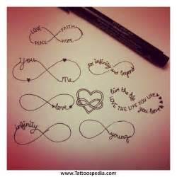 Infinity tattoo meaning tumblr 10 tattoospedia