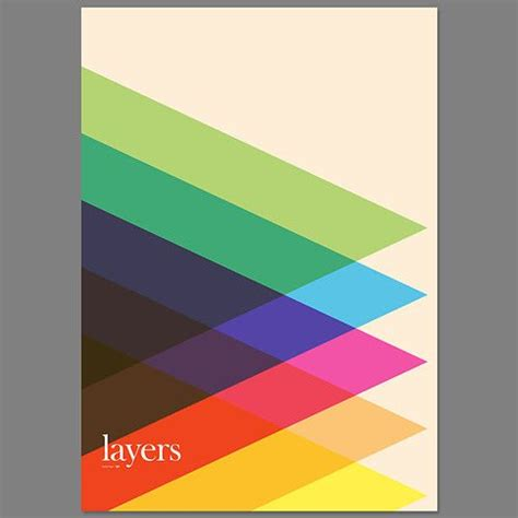 color posters 13 best images about overlapping color on