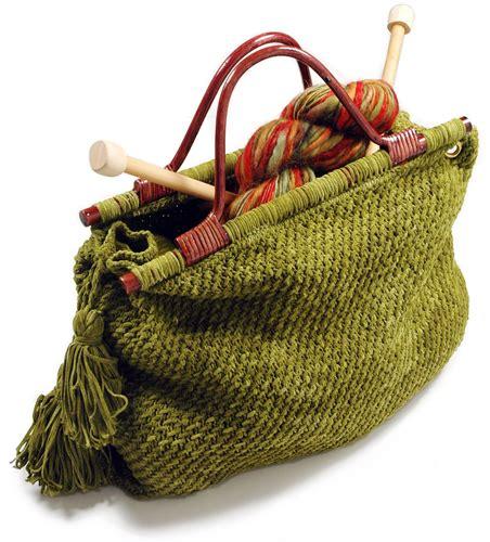 knitting pattern knitting bag knitting tote berroco