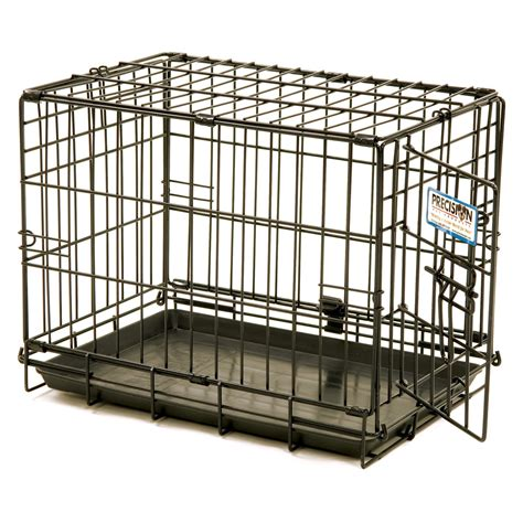 precision crate precision provalu great crate single door crate with free pad crates at