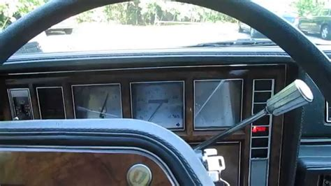 1981 buick regal limited 1981 buick regal limited walkaround startup interior