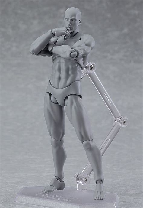 New Maxfactory Figma Archetype He She Skeleton Color Wf Limited Doll M figma archetype next he gray color version figure by max factory kirin hobby
