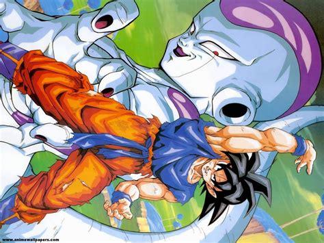 imagenes de goku y freezer pelea de goku y freezer completa