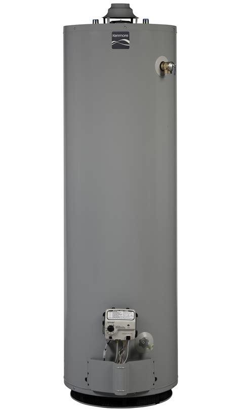 Water Heater Gas Wika kenmore 57641 40 gal 6 year gas water heater shop your way shopping