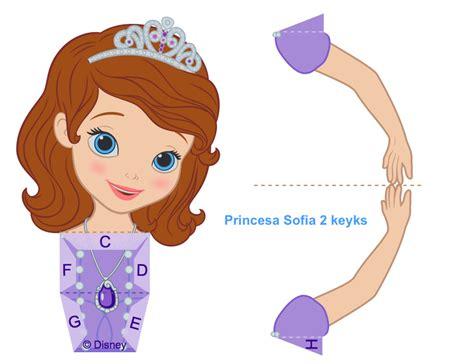 como aser piata de la princesa sofia pi 241 ata de la princesa sof 237 a con foamy o goma eva sofia