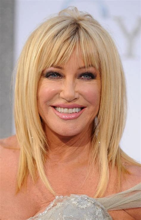 hairstyles with bangs 40 years 2017 latest long hairstyles for women over 40 with bangs