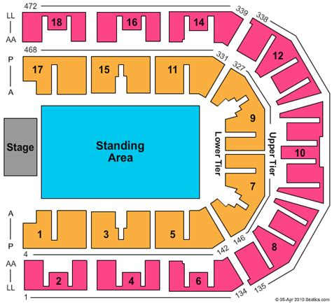 Echo Arena Floor Plan Kiss Liverpool Echo Arena Tickets Kiss May 04 Tickets At