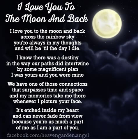 I Love You To The Moon And Back Heavens Garden I You To The Moon And Back Nursery Decor