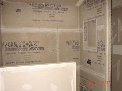 cgc durock shower system review